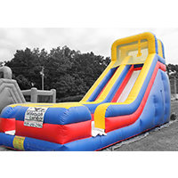 Inflatable 18' Water Slide